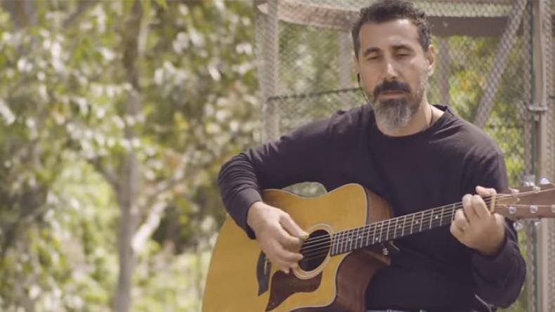 Սերժ Թանկյան. Ոգեշնչվեցի ու երգ գրեցի արցախցիների մասին