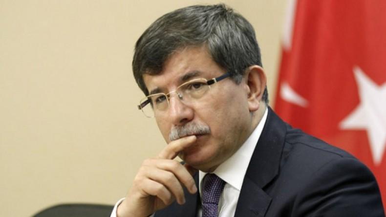 Слухи об отставке Ахмета Давутоглу обрушили курс турецкой лиры