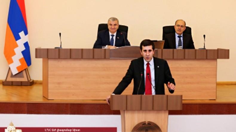 Рубен Меликян представил приоритеты своей деятельности на посту омбудсмена НКР
