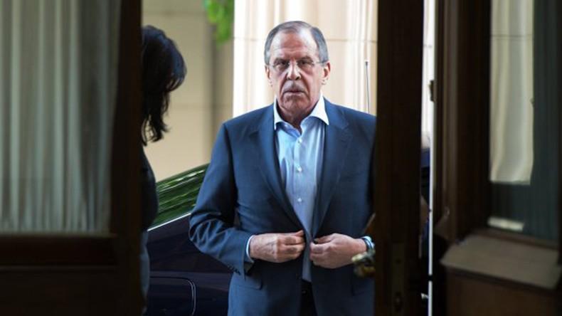 Глава МИД России Сергей Лавров прибыл в Вену на переговоры по Нагорному Карабаху и Сирии