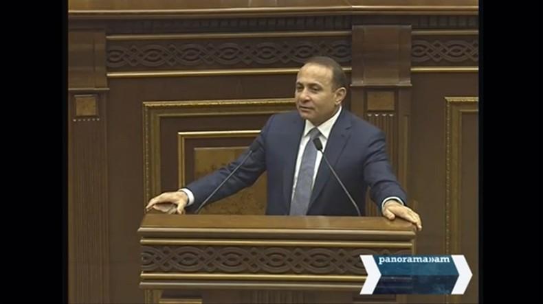 Премьер Армении: Коррупцию невозможно искоренить взмахом волшебной палочки