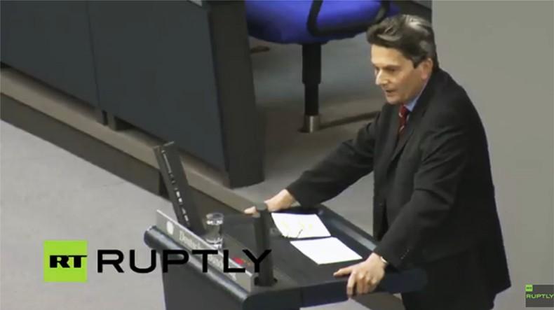 Немецкий депутат Р.Мютцених: Турция должна взять на себя ответственность за Геноцид армян