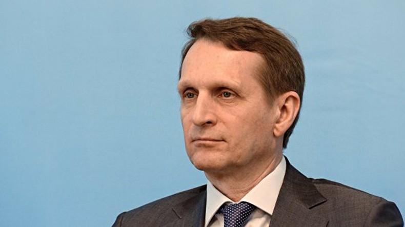 Нарышкин не впечатлен резолюцией Бундестага Германии: Госдума России признала Геноцид армян еще 20 лет назад