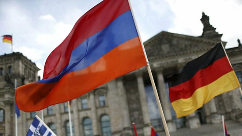 «Известия»: Берлин, признавая Геноцид армян, не провоцирует Анкару, а пытается ее обуздать