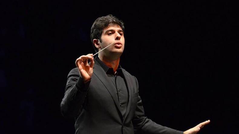 Молодежный симфонический оркестр стран СНГ 12 июня выступит под управлением Сергея Смбатяна