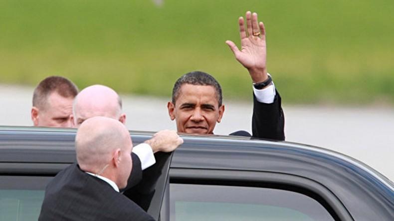 Барак Обама признался, что был остановлен полицией за превышение скорости