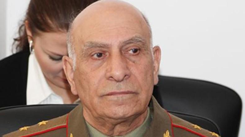 Президент Армении наградил генерал-лейтенанта Нората Тер-Григоряна Орденом Святого Вардана Мамиконяна