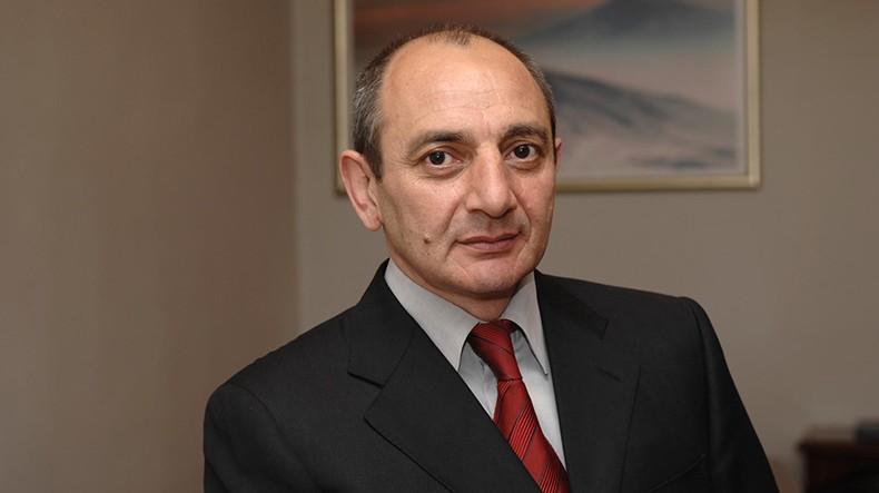 Бако Саакян: Для решения карабахского конфликта необходимо в первую очередь восстановить полноценный формат переговоров с участием НКР