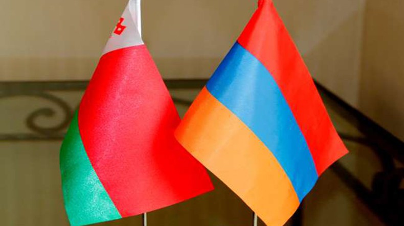 Представители Главного штаба ВС Армении посетят Минск