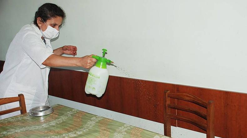 Минюст Армении: В УИУ проводятся беспрецедентные работы по улучшению санитарно-гигиенических и эпидемиологических мероприятий