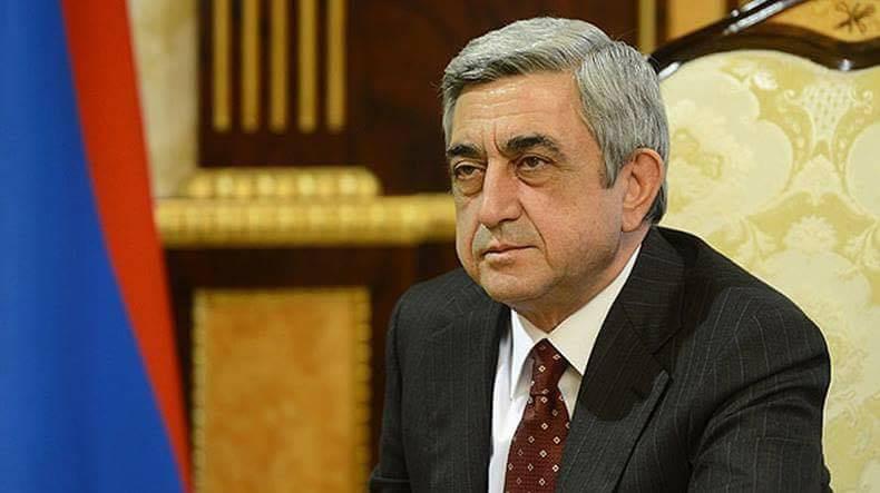 Սերժ Սարգսյանն աշխատանքային այցով մեկնել է Ղրղզստան