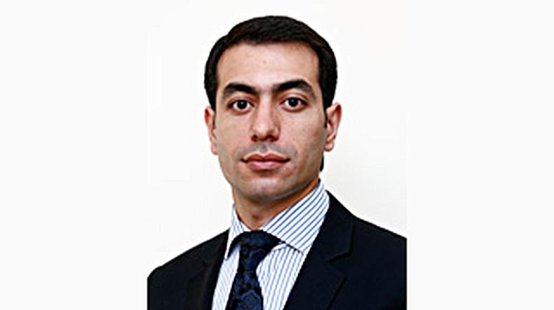 Премьер Армении назначил заместителя министра международной экономической интеграции и реформ