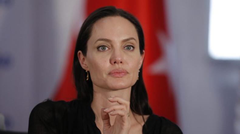 Анджелина Джоли намерена стать генсеком ООН