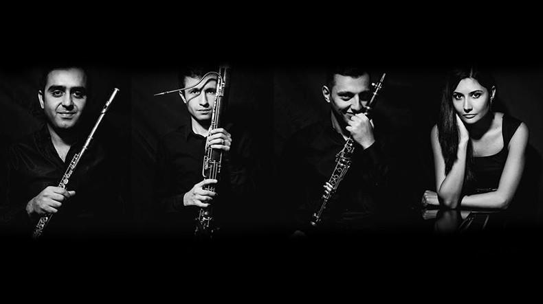 Современные армянские композиторы написали произведения специально для уникального квартета имени Арутюняна