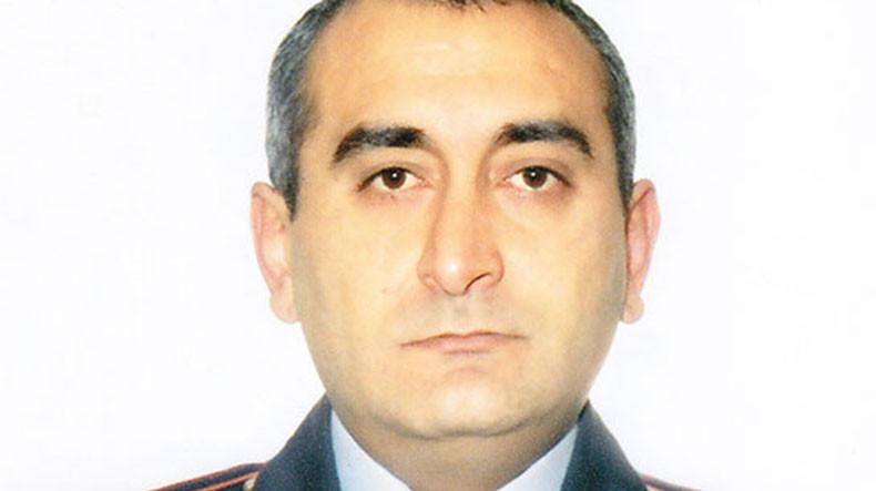 Племянник экс-премьера Армении О.Абраамяна уволился с должности начальника управления Полиции Армавира