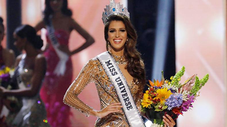 Победительницей конкурса «Мисс Вселенная» стала 24-летняя француженка Ирис Миттенар