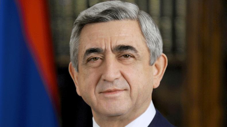 Սերժ Սարգսյանը մեկնել է Ֆրանսիա