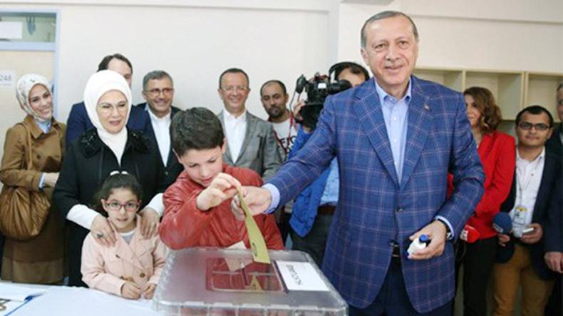 Թուրքիայում սահմանադրական բարեփոխումներին կողմ է քվեարկել 51.3 տոկոսը