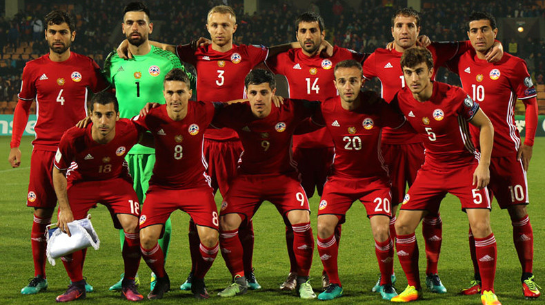 cfb74878c2c Match officials announced for the 2018 World Cup qualifying Armenia-Denmark