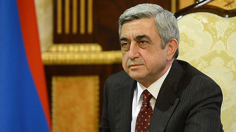 ՍԵրժ Սարգսյանը ուղերձ է հղել Լեոնիդ Ազգալդյանի ծննդյան 75-ամյակի առթիվ