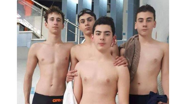 Հայաստանի պատանի լողորդները հաղթանակներ են տոնում Իրանում