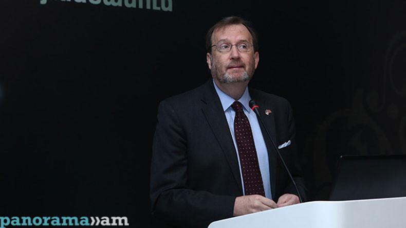 Посол США в Армении Ричард Миллс: Сегодня, больше чем когда-либо, нужно придавать важность свободе слова