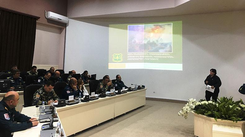 Միլս. ԱՄՆ անտառային ծառայությունը առաջարկում է փորձագիտական աջակցություն Հայաստանին