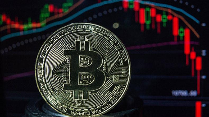 Курс биткоина упал более чем на четверть за сутки