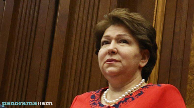 «Хочу развеять вашу обеспокоенность»: Эрмине Нагдалян прокомментировала рокировки в армянской делегации в ПАСЕ