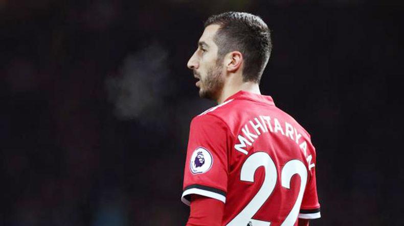 Проникновенная речь со слезами на глазах: The Daily Mail о прощании Генриха Мхитаряна с игроками «Манчестер Юнайтед»
