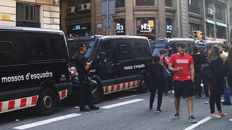 Испанский парламентарий обвинила спецслужбы страны в шпионаже за каталонскими депутатами