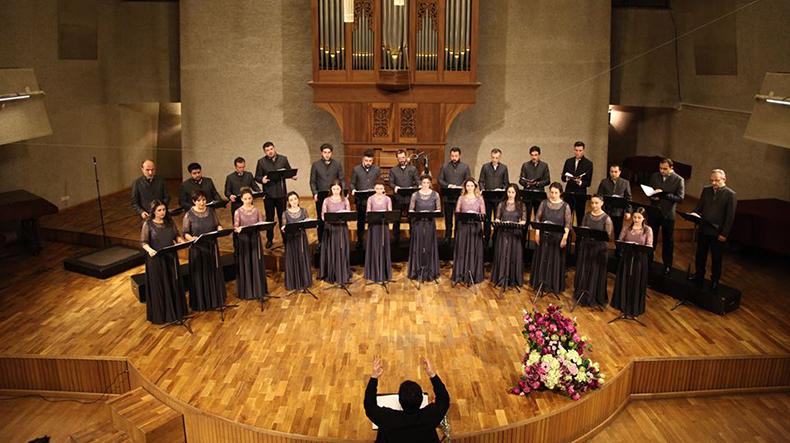 Армянской аудитории представилась возможность насладиться музыкой одного из величайших композиторов нашего времени – К. Пендерецкого