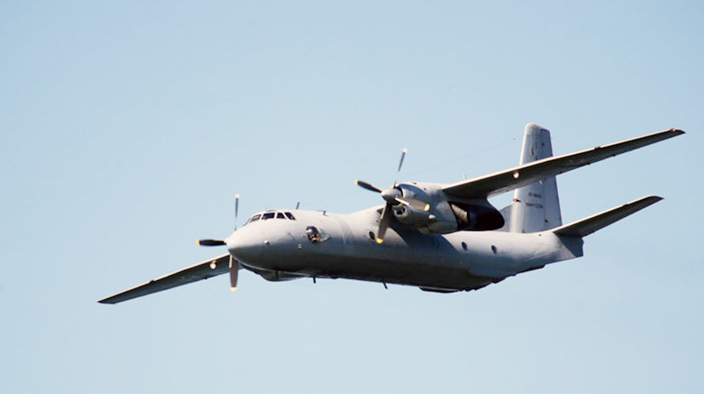 Близ аэродрома Хмеймим в Сирии упал российский самолет «Ан-26»: 32 погибших
