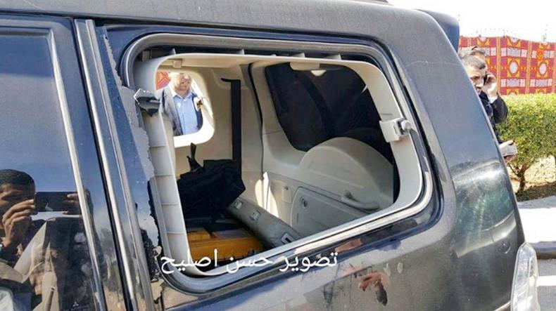 Премьер Палестины чуть не погиб во время взрыва бомбы в секторе Газа