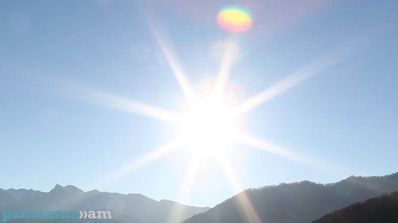 Погода в Армении: 18-20 марта температура воздуха повысится на 5-6 градусов