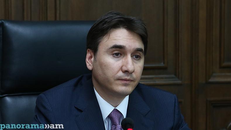 И.о. вице-премьера Армении Армен Геворкян в Москве проведет ряд рабочих обсуждений