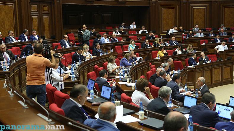 Parliament again fails to adopt Electoral Code bill - Panorama