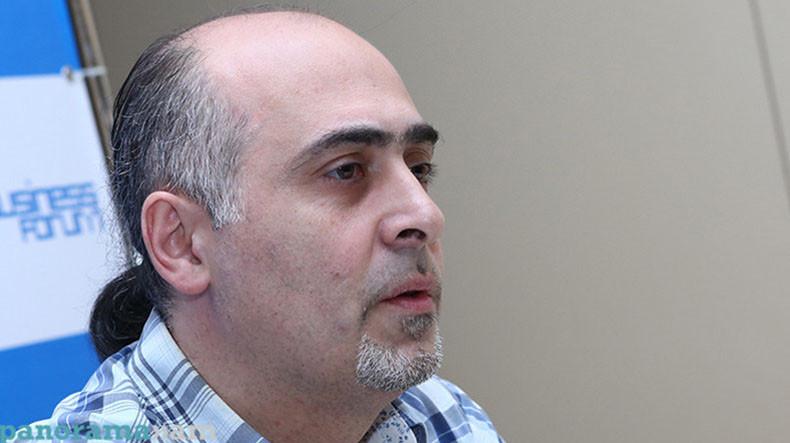 эксперт по информационной безопасности Самвел Мартиросян
