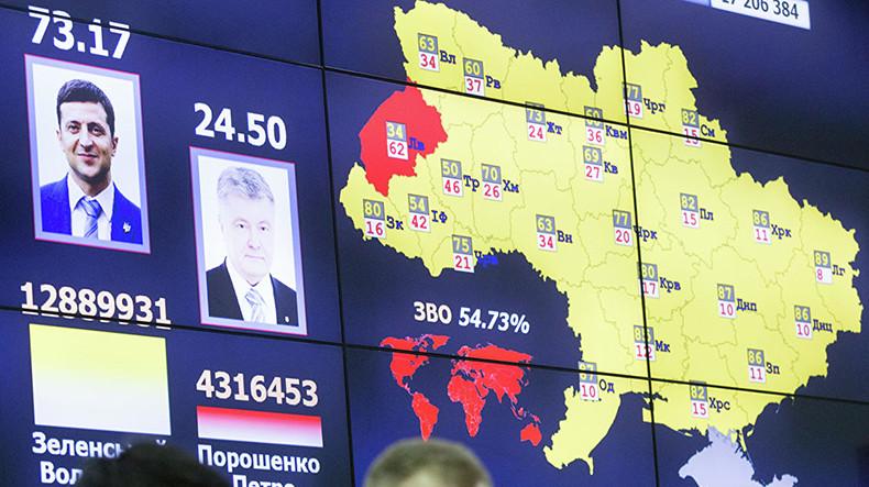 Кремль пока не планирует поздравлять Владимира Зеленского с победой на выборах президента Украины