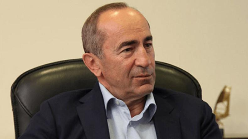 Адвокатская группа: Конституционный суд Армении принял решение в пользу Роберта Кочаряна