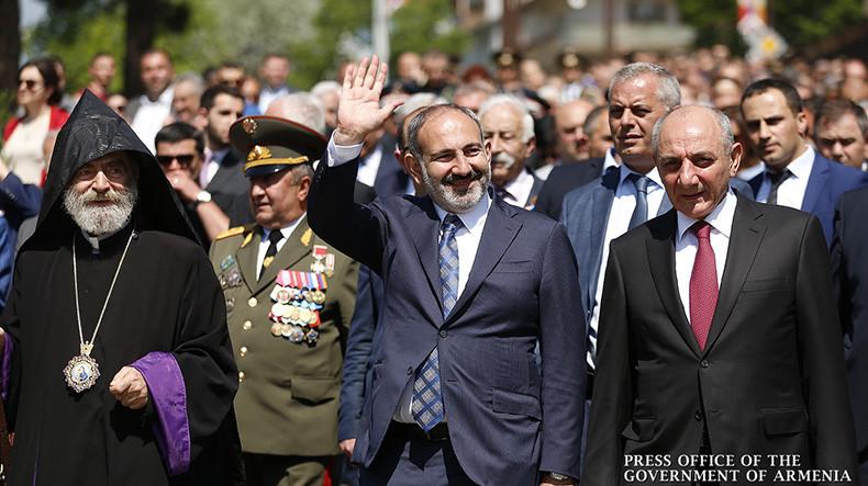 Н. Пашинян: Если некоторые попытаются превратить Арцах в очаг контрреволюции, народ Арцаха превратит его в очаг революции