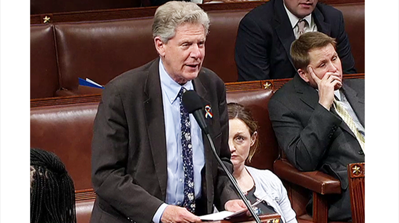 Congressman Frank Pallone challenges barriers to U.S.-Artsakh travel and communication