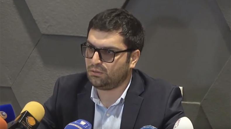 Почему глава Минздрава Армении не участвовал в конгрессе по детской онкологии? Ответил Геворг Тамамян