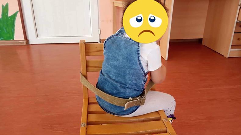 Քաղաքապետարանը՝ մանկապարտեզում երեխաներին աթոռներին կապելու մասին