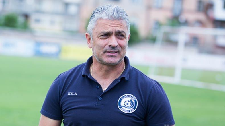 Назначен главный тренер сборной Армении по футболу – Абраам Хашманян
