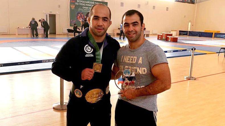 После длительного перерыва Арсен Джулфалакян принял участие в турнире и стал победителем
