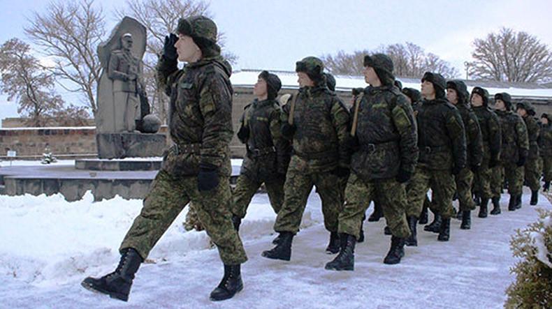 В Армении завершилась плановая замена военнослужащих российской военной базы