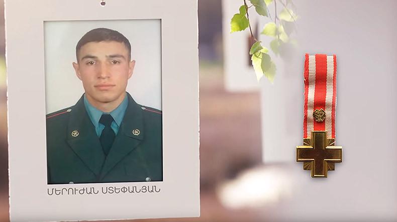 История одного солдата: герою Апрельской войны Меружану Степаняну сегодня исполнилось бы 27 лет