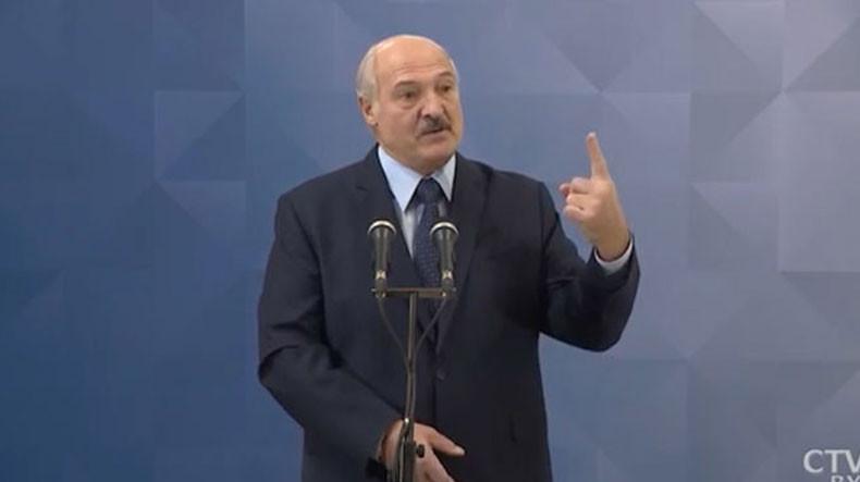 Лукашенко: Лучше умереть стоя, чем жить на коленях