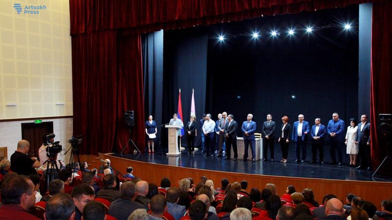 Известно имя кандидата на пост спикера парламента Арцаха